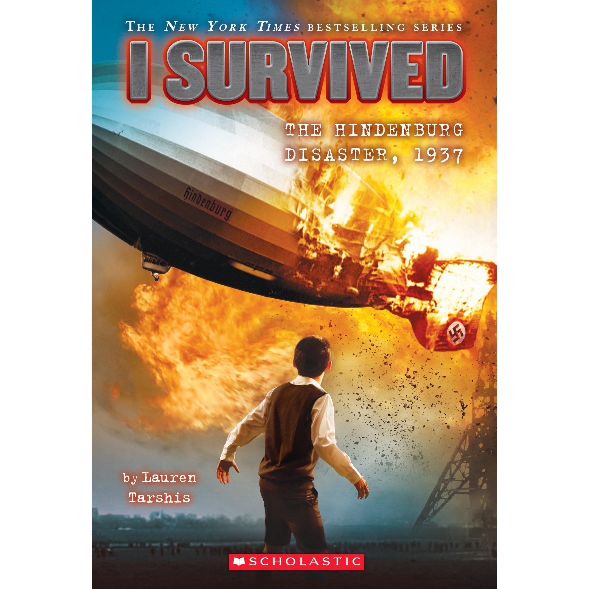 I Survived the Hindenburg Disaster, 1937 (I Survived, #13 ...