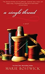 A Single Thread (Cobbled Court Quilts, #1)