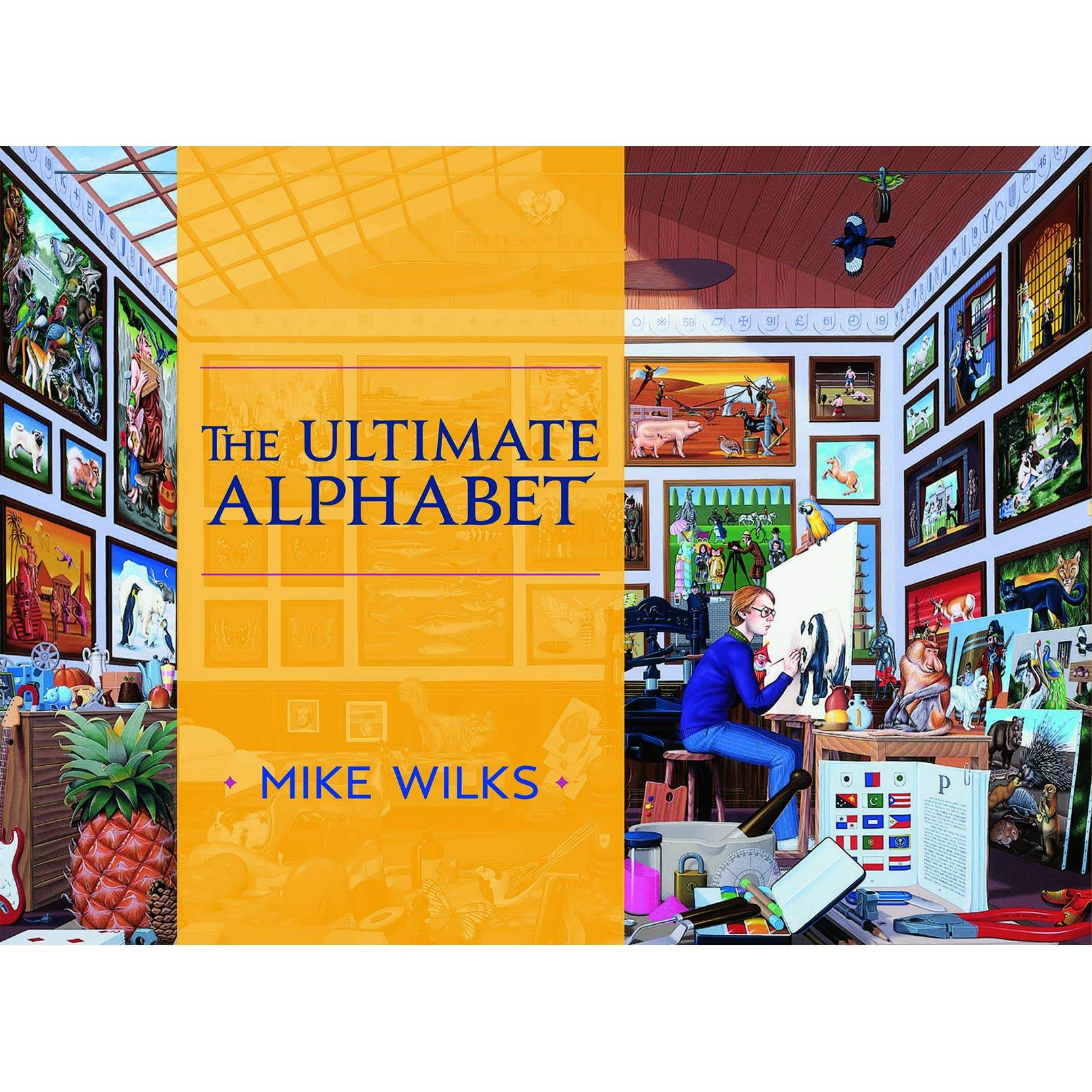 The ultimate alphabet by mike wilks fandeluxe Image collections