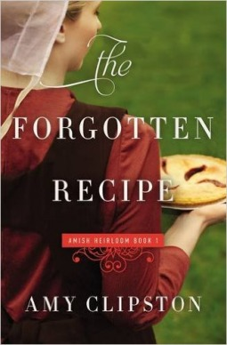 The Forgotten Recipe (Amish Heirloom, #1)