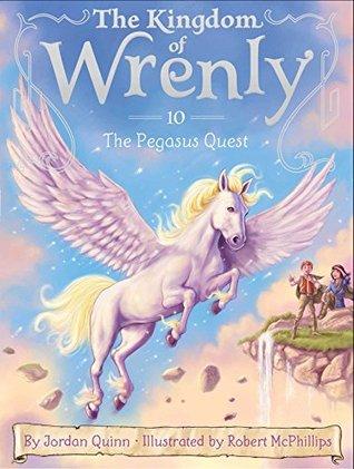 The Pegasus Quest by Jordan Quinn