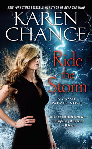 Ride the Storm (Cassandra Palmer, #8)