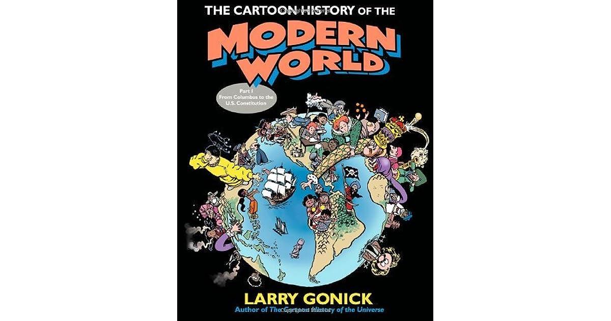 The pdf cartoon universe history of