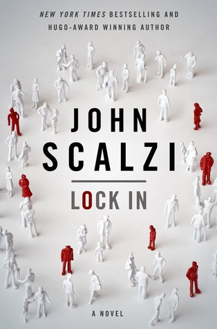 "Book cover of ""Lock In"" by John Scalzi"