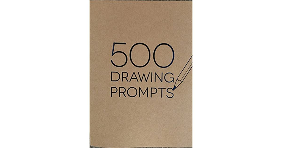 500 Drawing Prompts By Piccadilly