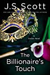 Book cover for The Billionaire's Touch (The Sinclairs, #3)