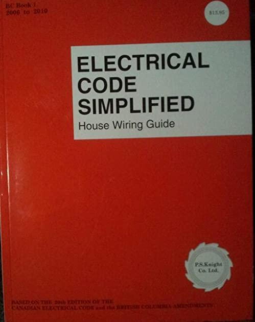 Astounding Electrical Code Simplified Residential Wiring Ontario Book 1 Ps Wiring 101 Relewellnesstrialsorg