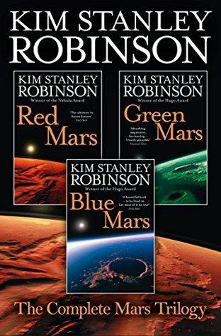 Mars Trilogy: Red Mars, Green Mars, Blue Mars