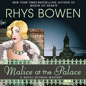 Malice at the Palace (Royal Spyness #9)