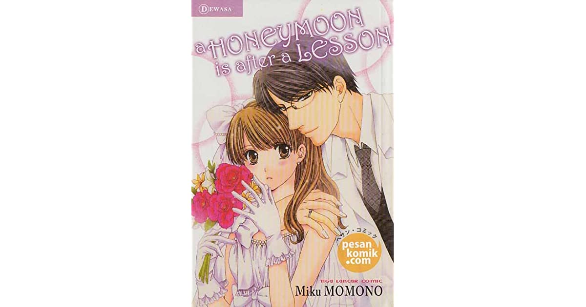 honeymoon is after a lesson by miku momono