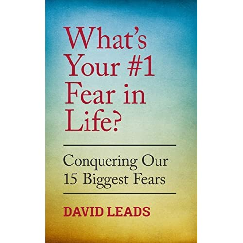 What's Your #1 Fear In Life?: Conquering Our 15 Biggest Fears by David Leads