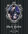 Yana Toboso Artworks: Black Butler 1