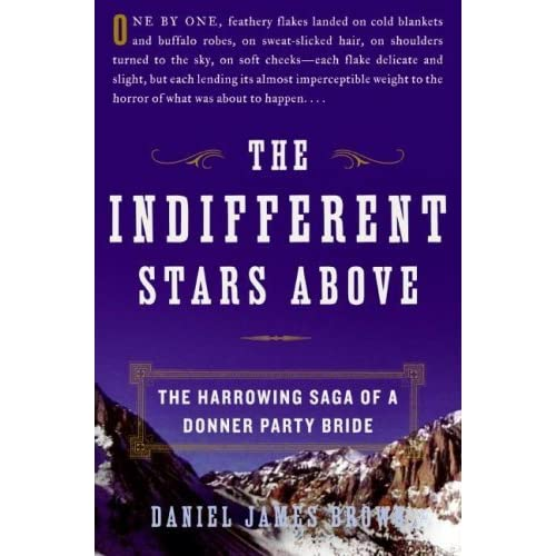 an analysis of winter of entrapment a glance at the donner party Donner party essay examples an analysis of winter of entrapment: a glance at the donner the american characteristic of ignorance shown in the donner party.
