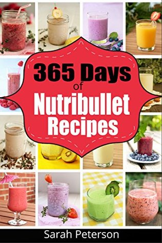 free nutribullet recipes for weight loss