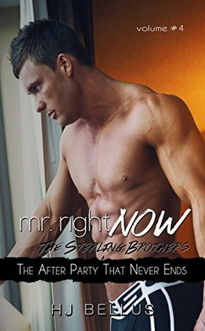 The After Party That Never Ends (Mr. Right Now #4)