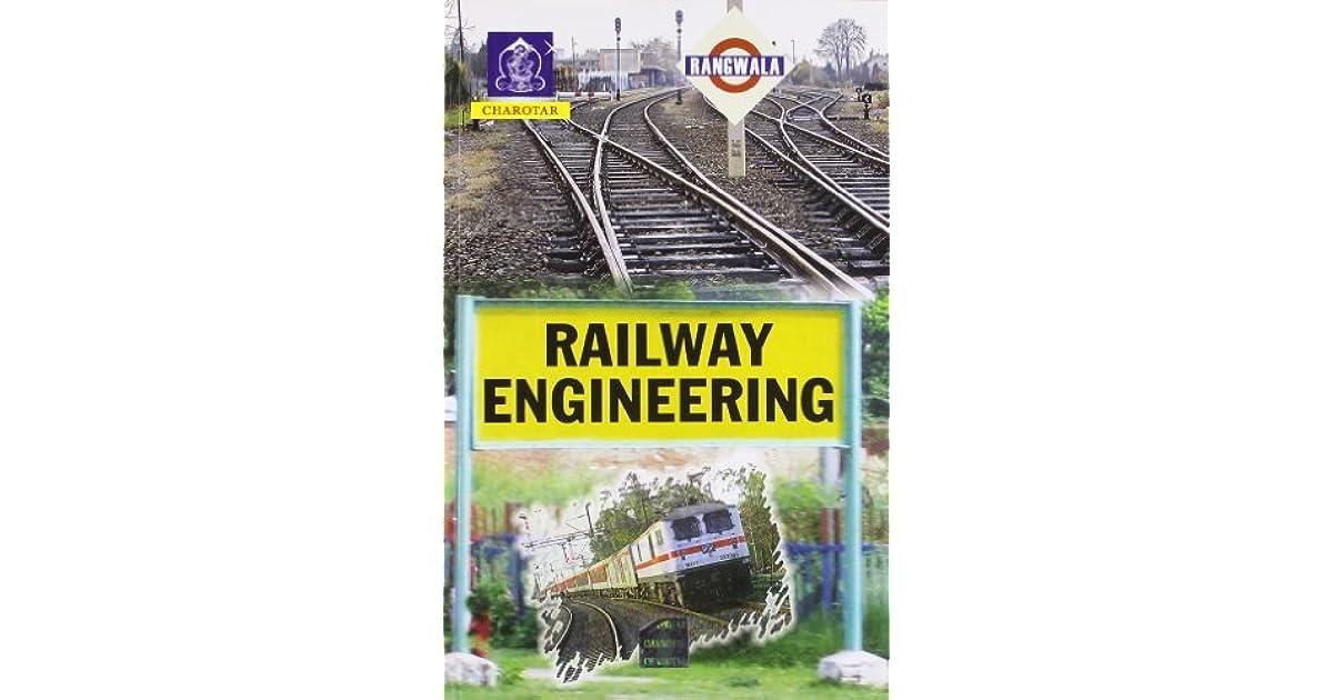 Railway engineering by rangwala fandeluxe Image collections
