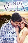 The Texan Meets His Match (Lake Howling, #2)