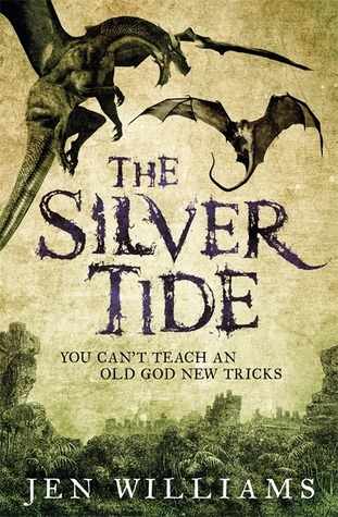 The Silver Tide by Jen Williams