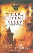 Where Serpents Sleep (Sebastian St. Cyr, #4)