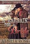 A Bargain For A Bride (Montana Passion #1)