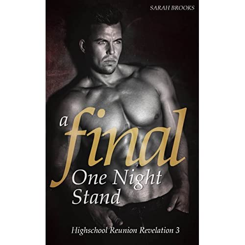 A Final One Night Stand Michelles Salvation By Sarah J Brooks