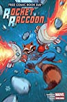 Rocket Raccoon FCBD