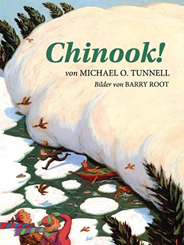 Chinook  by  Michael O. Tunnell