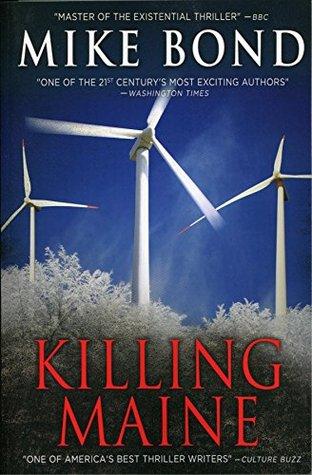 Killing Maine (Pono Hawkins Book 2)