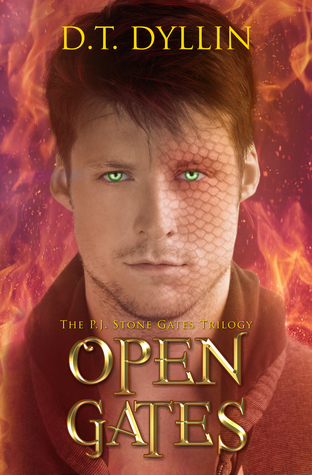 Open Gates (The P.J. Stone Gates Trilogy #3)