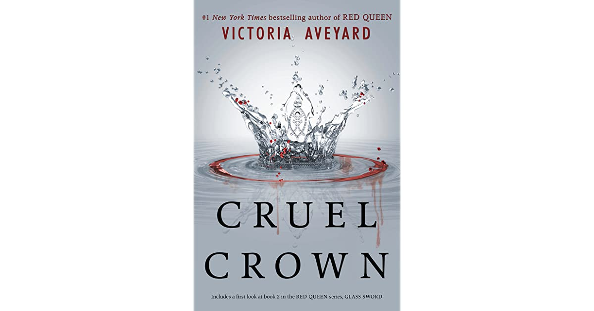 Cruel crown red queen 01 02 by victoria aveyard fandeluxe Image collections