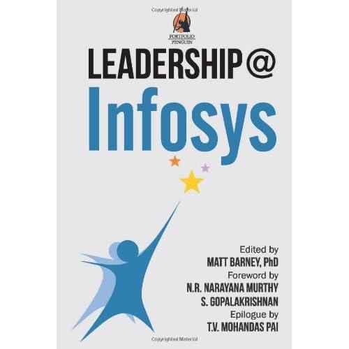 Leadership Infosys By Matt Barney