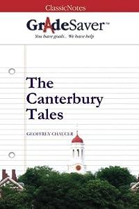 GradeSaver (TM) ClassicNotes The Canterbury Tales: Study Guide
