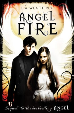 Angel Fire: The Angel Trilogy (Book 2)