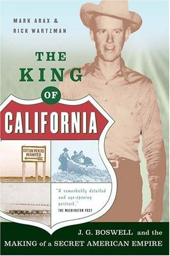 The King of California J