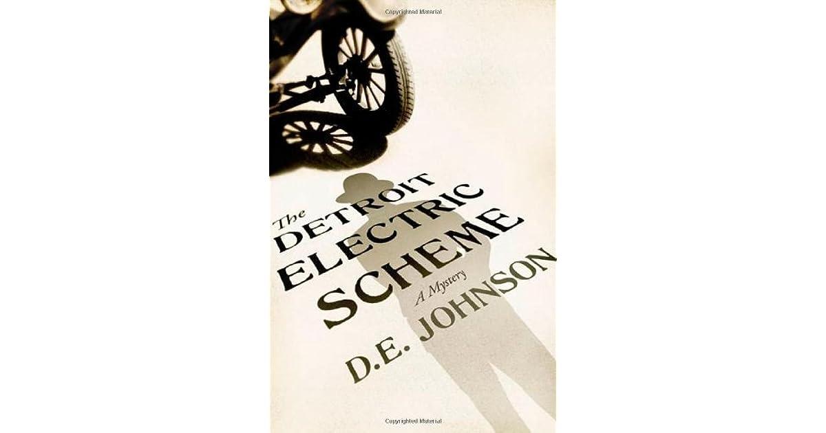 The Detroit Electric Scheme By De Johnson