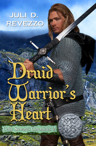 Druid Warrior's Heart (Celtic Stewards Chronicles #2)