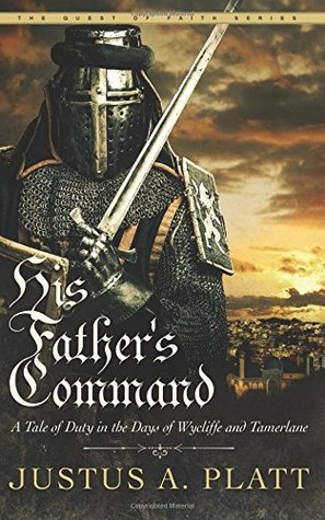 His Father's Command (Quest of Faith #1)