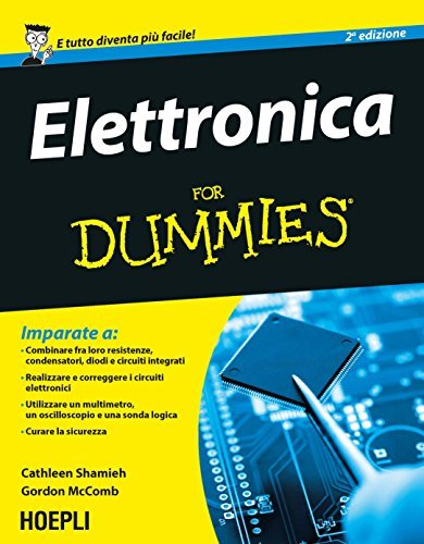 Elettronica for Dummies  by  Cathleen Shamieh