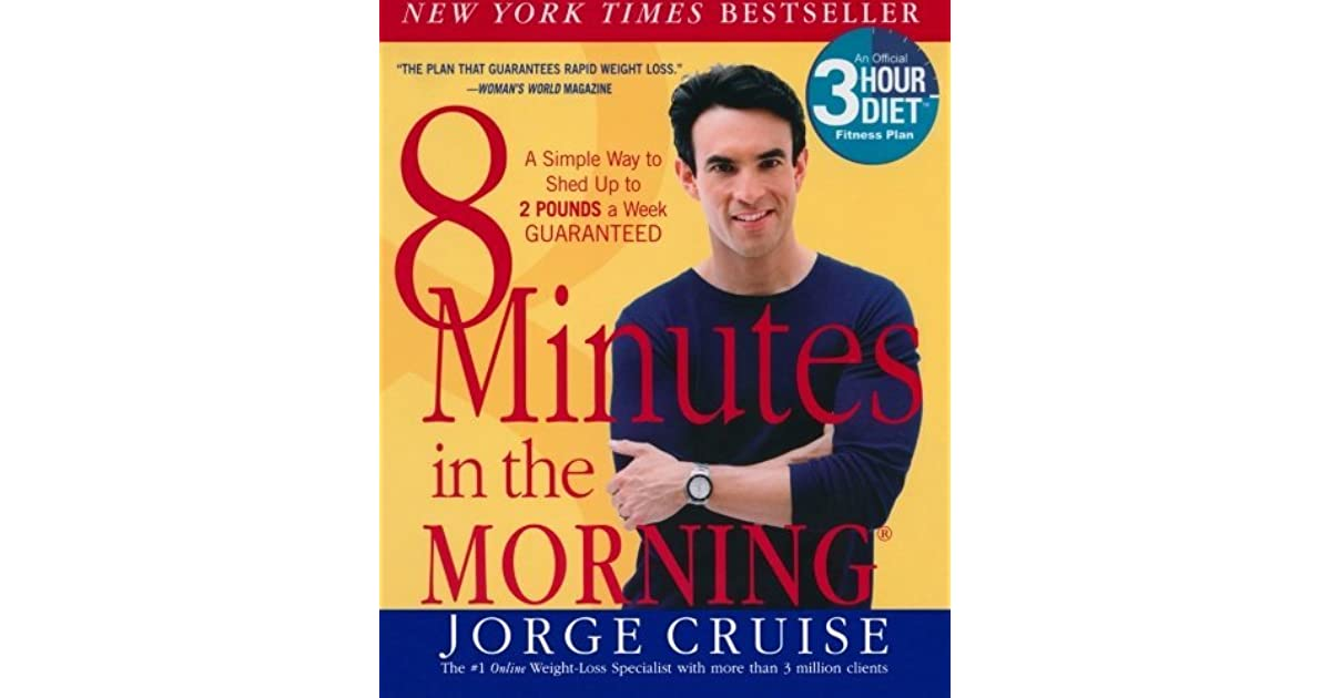 8 Minutes in the Morning: A Simple Way to Shed Up to 2