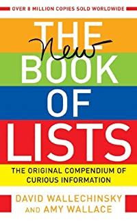 The New Book of Lists: The Original Compendium of Curious Information