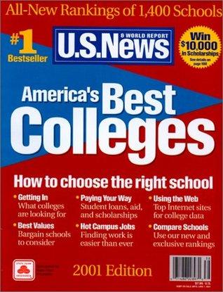 America's Best Colleges 2001