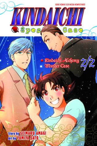 Kindaichi Alchemy Murder Case Vol. 2 (Kindaichi Special Case)