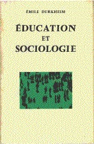 Education and Sociology