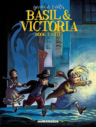 Basil & Victoria #1  by Yann