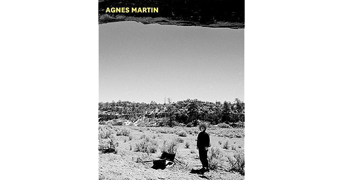 Agnes Martin By Briony Fer