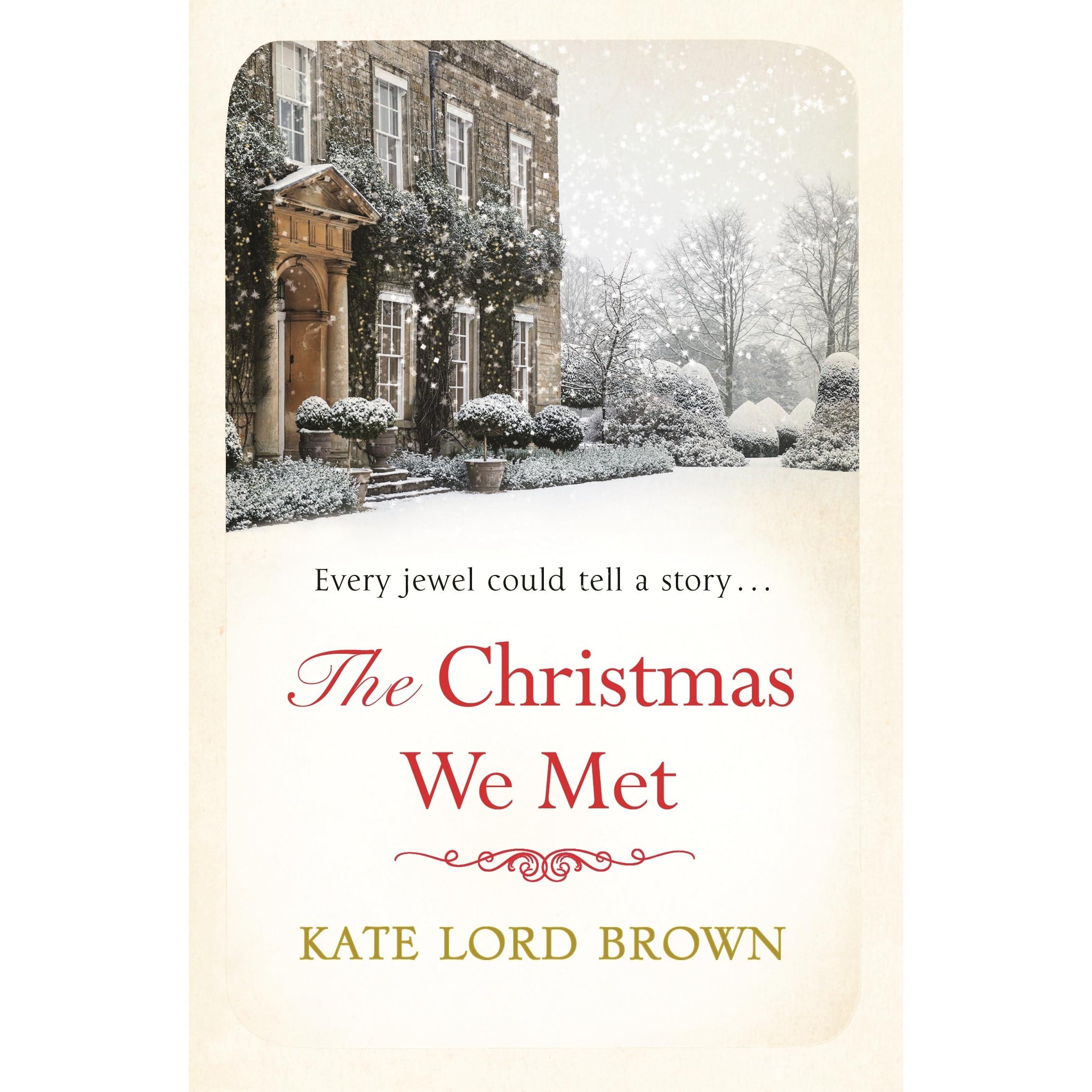 The Christmas We Met by Kate Lord Brown