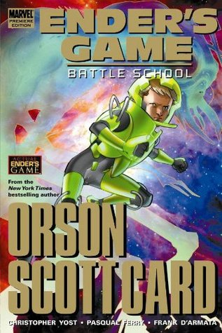 Ender's Game, Volume 1: Battle School