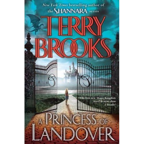 A Princess Of Landover Magic Kingdom Of Landover 6 By Terry Brooks
