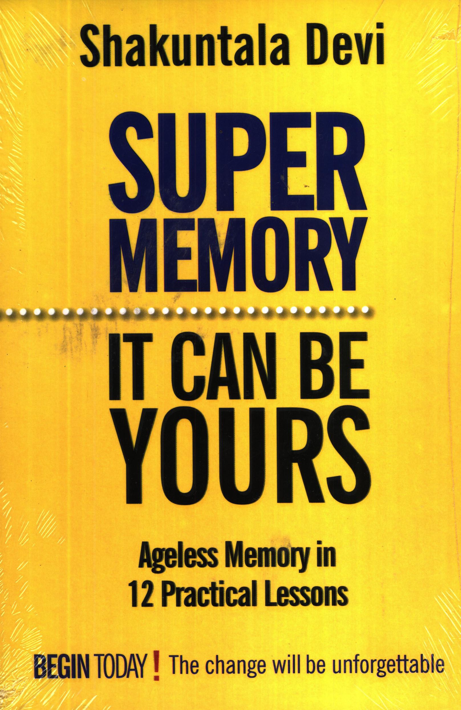 Super Memory by Shakuntala Devi