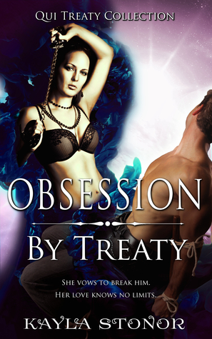 Obsession By Treaty by Kayla Stonor